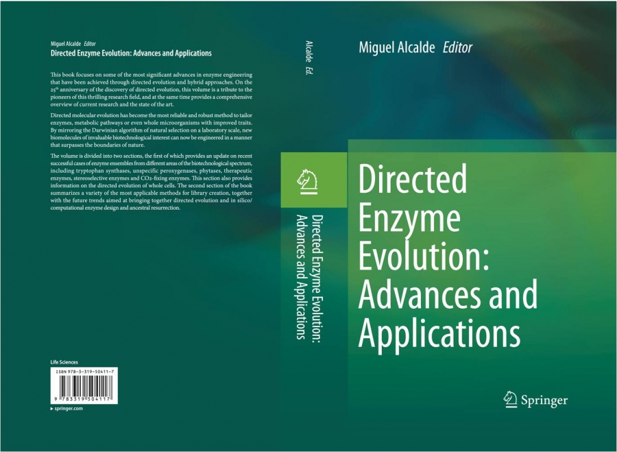 Directed Enzyme Evolution: Advances and Applications (Miguel Alcalde, Ed.)